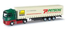 "Herpa - ref.066235 - MAN TGX XXL semitrailer ""Petschl"" (A)"
