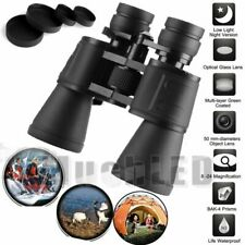 Day/Night 180x100 Military Army Zoom Powerful Binoculars Optics Hunting Camping