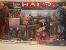 Mega Bloks Halo Versus: Assault on High Ground Exclusive Set #96967