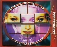 Miss Peppermint Welcome to tomorrow (1999) [Maxi-CD]