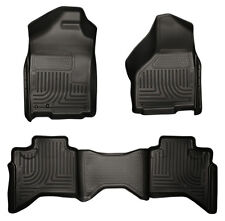 2012-2014 Toyota Camry Floor Mats Husky Liners WeatherBEATER 98901 Black NEW