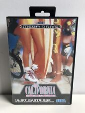 SEGA MEGADRIVE CALIFORNIA GAMES 100% COMPLETE BOXED PAL VERSION