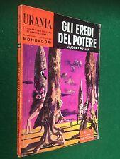 URANIA n.269 (1961) John E. MULLER - GLI EREDI DEL POTERE / Libro Fantascienza