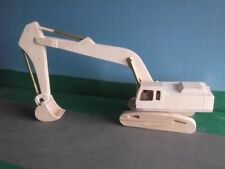 1:32nd Liebherr 954 Wooden Model Excavator