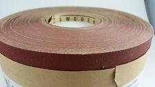 Schleifpapier Rolle, Korn 120, 115mm x 50m