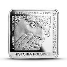 Poland / Polen - 10zl History of Polish Popular Music - Grzegorz Ciechowski