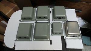 Replacement VOX JMI AC30 Transformer Shrouds for Original Power Transformers