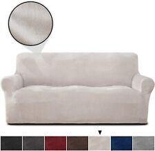 4 Seater Stretch Elastic Sofa Covers Slipcover Couch Cover Chair Protector