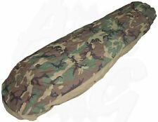 US Military Sleeping Bag Bivy Cover Woodland Pattern  Good/Very Good