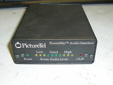 PictureTel PowerMic CP-2027 Audio Interface Used 30 Day Warranty Great Condition