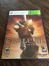 Fable 3 Xbox 360 Cib Game Works XG2