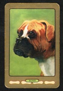 Swap Card Genuine Coles Named Boxer. Good condition.