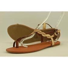 41 Sandali e scarpe in pelle sintetica con cinturino per il mare da donna