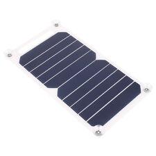 5V Solar Power Charging Panel Charger USB For Mobile Smart Phone Samsung