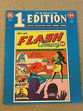 Flash Comics 1 (1st app of Flash & Hawkman from 1940!!)- Large Format Reprint
