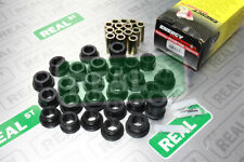 Energy Suspension Black Rear Control Arm Bushing Set for 87-92 Supra 8.3127G