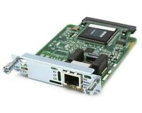 Used/ Cisco VWIC-1MFT-T1 1-port RJ-48 multiflex trunk-T1 WAN Interface Card