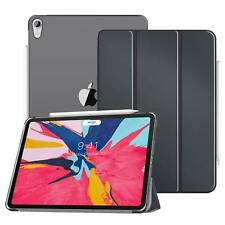 """Smart Case Fit for iPad Pro 11"""" 2018 Black with Back Shell Pencil Magnetic A2013"""
