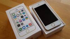 Apple iPhone 5s 64GB Gold simlockfrei + brandingfrei + iCloudfrei WIE NEU !