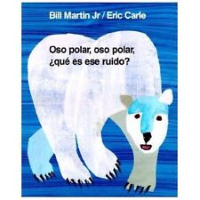 Oso polar, oso polar, ¿qué es ese ruido? (Brown Bear and Friends)-ExLibrary