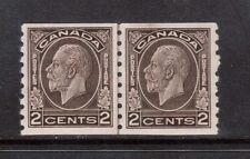 Canada #206i XF/NH Line Pair