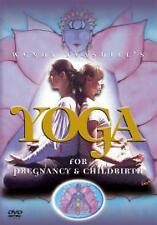 Yoga For Pregnancy And Childbirth [DVD], DVDs