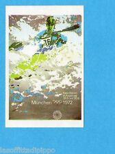 MUNCHEN/MONACO '72-PANINI-Figurina/Manifesto n.6- Rec