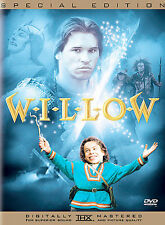 Willow (Special Edition DVD), Ron Howard Phil Fondacaro COMPLETE WITH INSERT