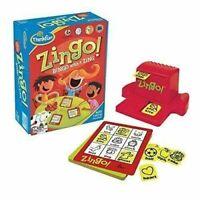 ThinkFun Bingo with a Zing Board Game (97700) Zingo