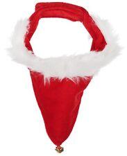Mignon Souple Designer Santa Bandana pour chien Noël avec ceinture Festif Col
