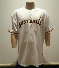 Australian Baseball Federation National Jersey - Majestic - XL