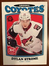 2016-17 UD Hockey Series 2 Opee Chee RC Dylan Strome #688