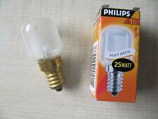 PHILIPS Ampoule gouttes T25 souple déco E14 25W 240V AMPOULE Bella SIL 25
