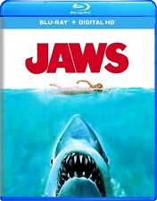 JAWS New Sealed Blu-ray Roy Scheider Richard Dreyfuss