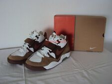Original Nike Air Force 180 Mid Charles Barkley Desert 10/44 New Box Year 2005