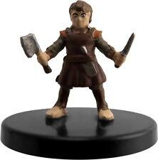 D&D Mini HALFLING BUTCHER (Townfolk) Pathfinder MOD Dungeons & Dragons Miniature