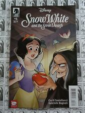 Snow White and the Seven Dwarfs TPB Disney Comics #1-1ST NM 2019 Stock Image