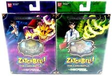 BANDAI Zatch Bell The Card Battle Gathering Storm Elite Collection New & Sealed