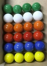 Vintage Aggravation Board Game - 1970 Edition - Replacement Marble Set