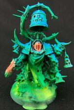 Noxious Blightbringer - Death Guard - Chaos Space Marines - Warhammer 40k