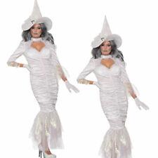 Adultes Sorcières Déguisement Femmes Costume Sorcière Sort Tisserin Neuf
