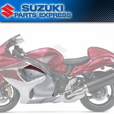 2016 BRAND NEW HAYABUSA GRAY UNDER COWLING LH FOR RED/GREY BIKE 94480-15H50-BCX
