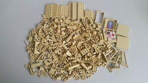 Lego  Bauteile Sonderteile in Tan Sand Beige Konvolut