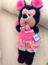 Sammler  Minnie Mouse 50cm Plüsch Vintage  Etikett