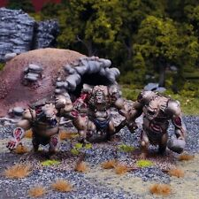 Mantic Games Kings of War - Undead Zombie Troll Regiment MGKWU106