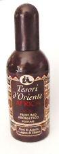 Tesori d'Oriente Africa 100 ml profumo aromatico unisex fresco spray nuovo