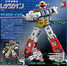 EVOLUTION TOY DYNAMITE ACTION NO. 27 VIDEO WARRIOR LASERION NUOVO