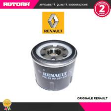 8200257642 Filtro olio Renault (RENAULT ORIGINALE)