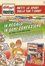 X7111 Kellog's Frosties - Pubblicità 1990 - Advertising