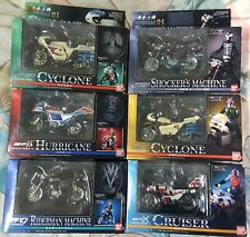 Bandai Popynica Super Machine Series #01 ~ #06